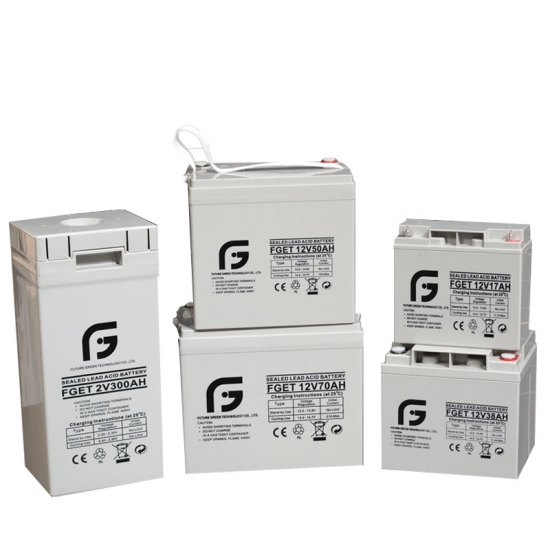 12V17ah Deep Cycle Battery