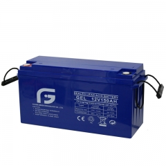 Batterie 12V150ah GEL
