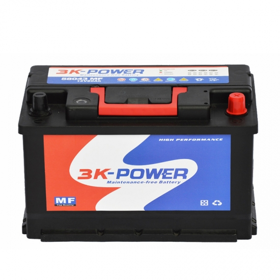 12V80AH Automotive Car Battery