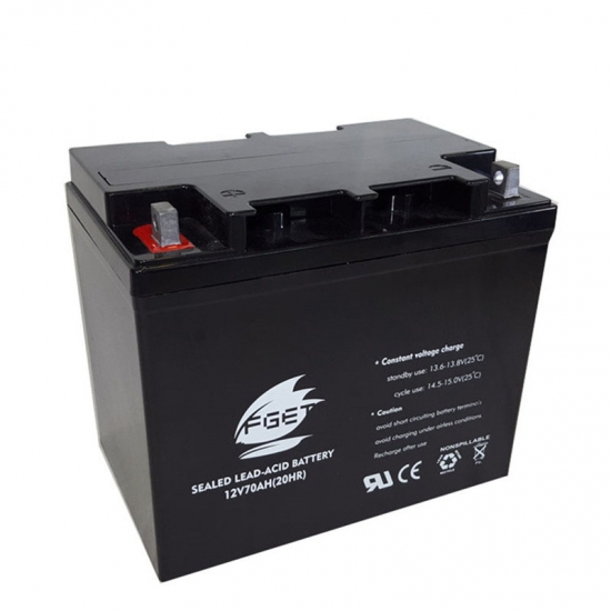 12V70AH Long Life battery