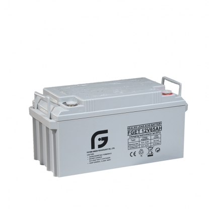 Batterie au gel 12v65ah