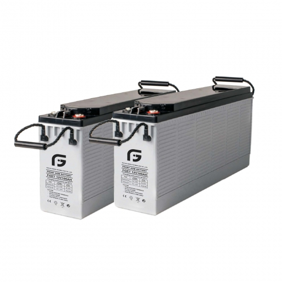 12v100ah front terminal battery