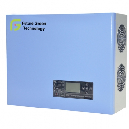 Inverter built-in controller