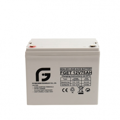 12v 75ah power agm batteries