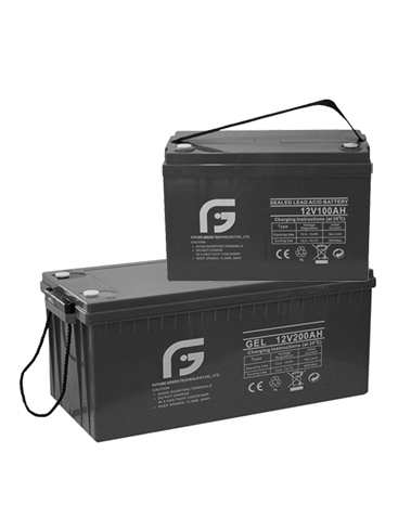 batteries au gel à cycle profond