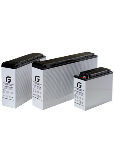 Front Terminal AGM BATTERIES